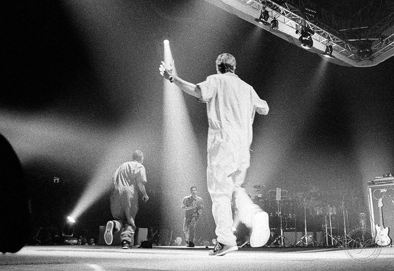 Beastie Boys - 1998 - Dustin Rabin Photography