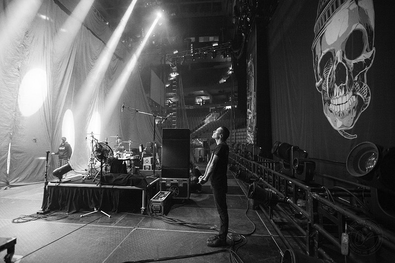 Billy Talent - 2013 - Dustin Rabin Photography