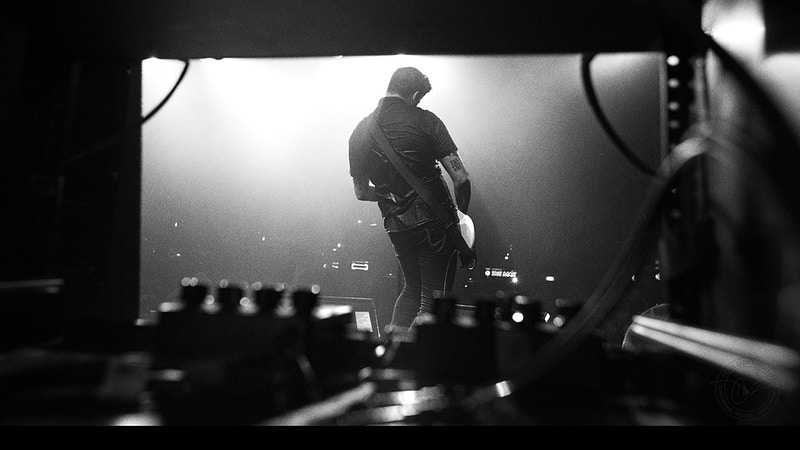 Billy Talent - Dustin Rabin Photography