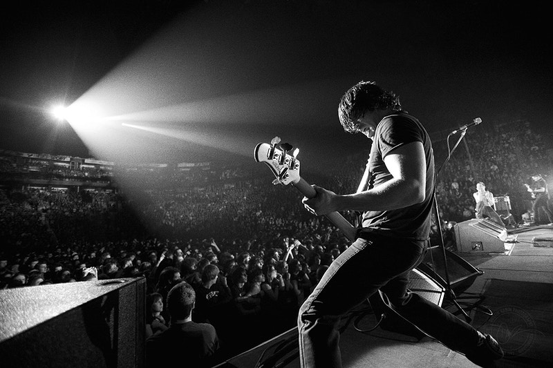 Billy Talent - 2007 - Dustin Rabin Photography