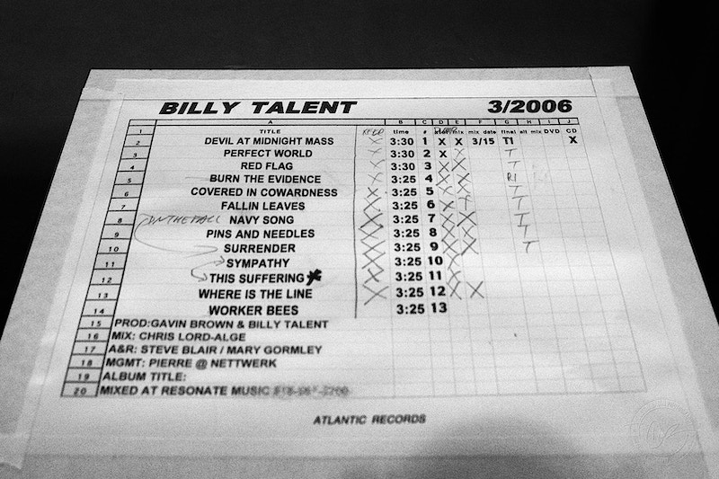 Billy Talent -