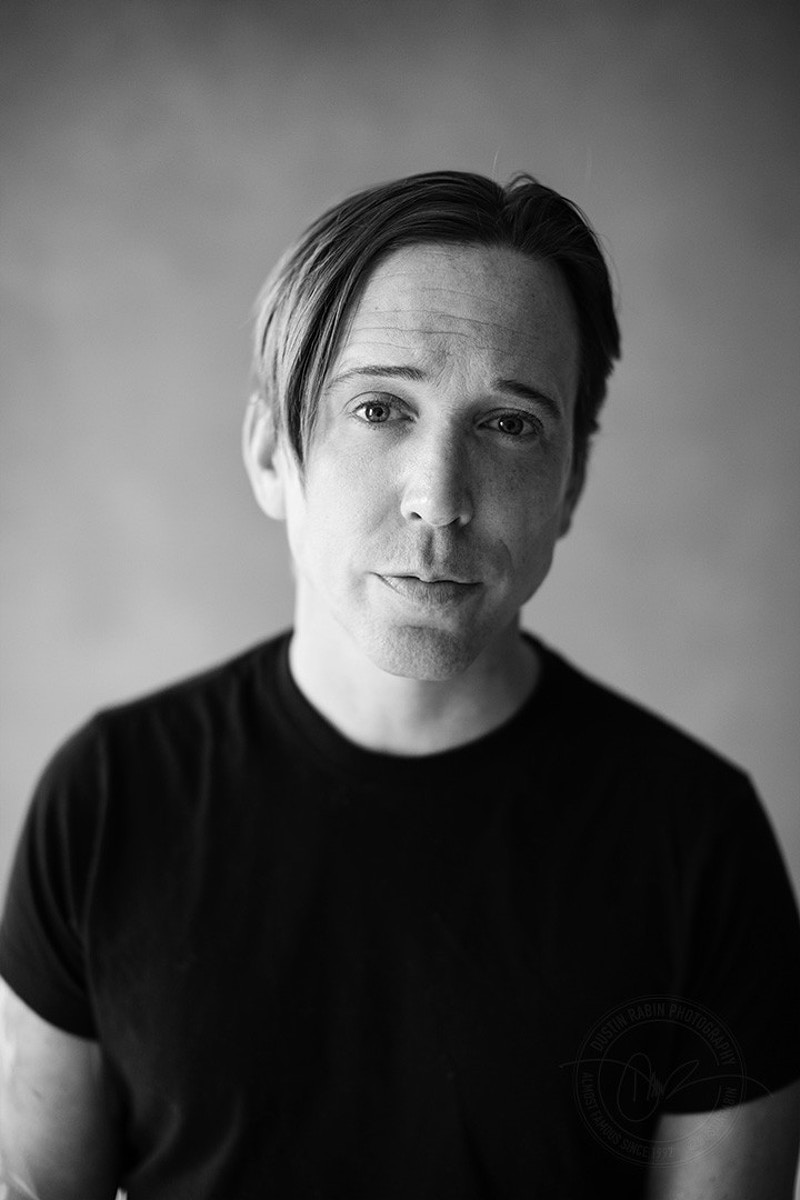 Ben Kowalewicz, Billy Talent - 2019 - Dustin Rabin Photography