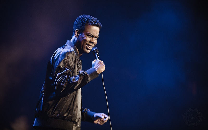 Chris Rock - 2017 - Dustin Rabin Photography