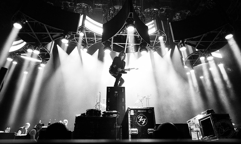 Foo Fighters - 2011 - Dustin Rabin Photography