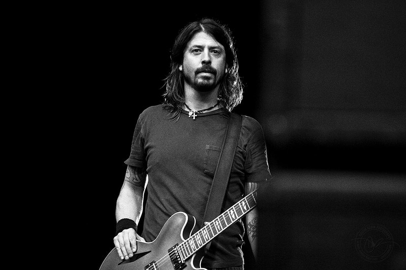 Foo Fighters - 2008 - Dustin Rabin Photography