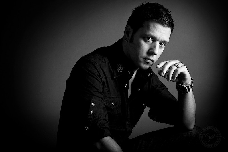 George Stroumboulopoulos - 2008 - Dustin Rabin Photography