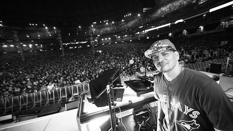 Mix Master Mike - 2017 - Dustin Rabin Photography