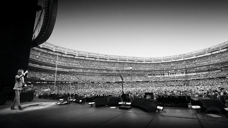 Paul McCartney - 2011 - Dustin Rabin Photography