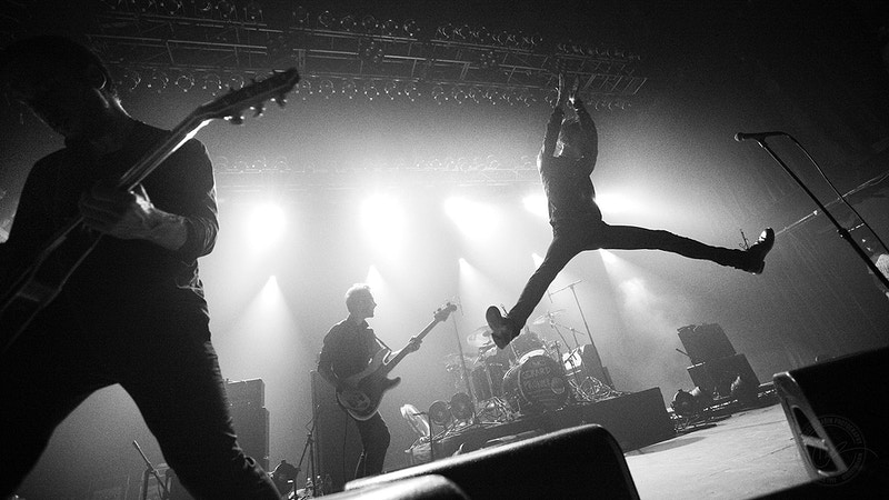Refused 2012 Tour - Dustin Rabin Photography