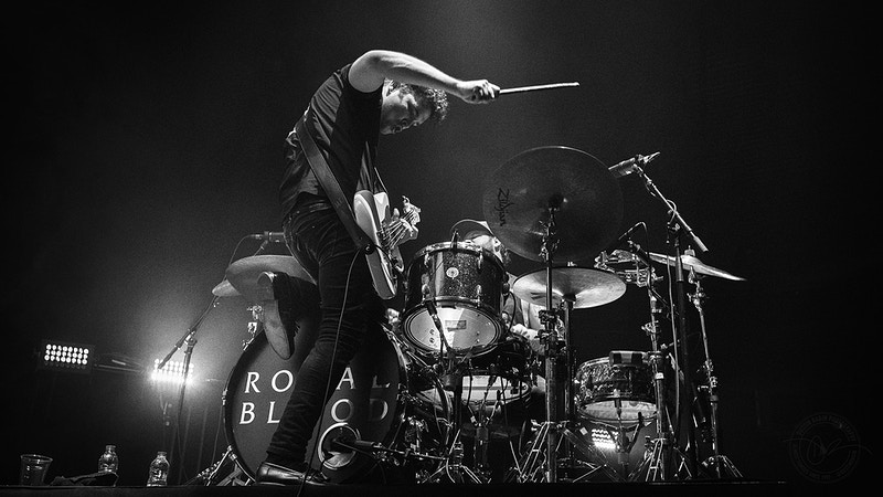 Royal Blood - 2018 - Dustin Rabin Photography