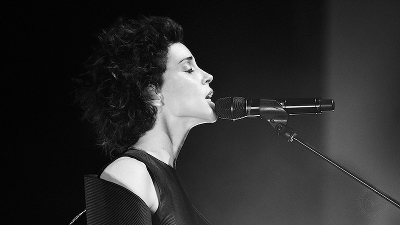 St Vincent - Dustin Rabin Photography