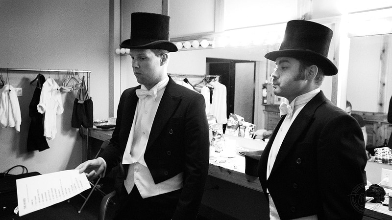 The Hives - 2012 - Dustin Rabin Photography