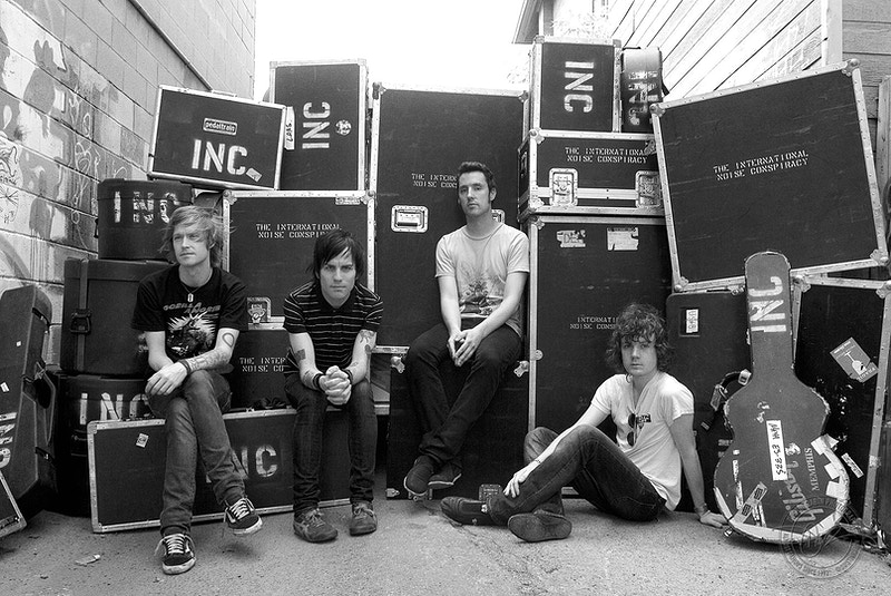 The (International) Noise Conspiracy - 2006 - Dustin Rabin Photography