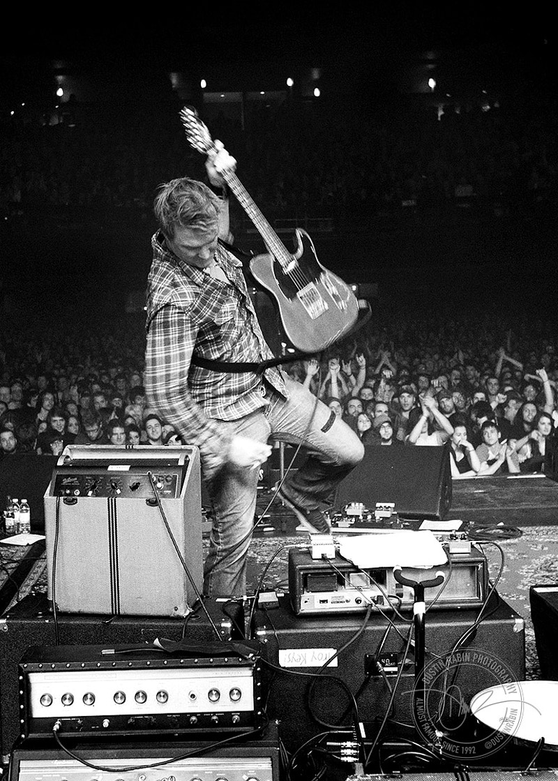 Them Crooked Vultures - 2010 - Dustin Rabin Photography