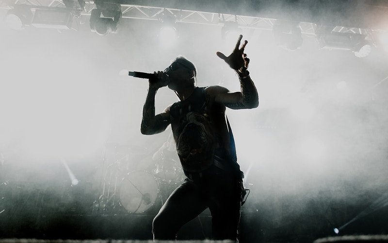 Hollywood Undead - Ellie Mitchell Photography