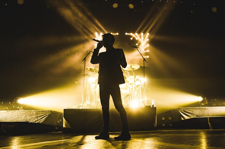 Panic! At The Disco - Ellie Mitchell Photography