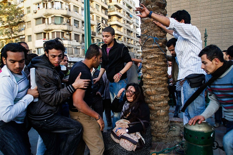 Just Stop Egypt - EMAN HELAL
