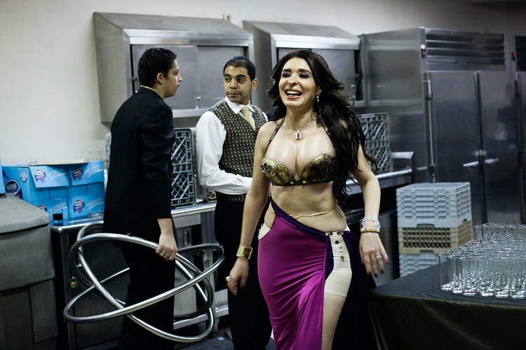 Yes I Am A Belly Dancer - EMAN HELAL