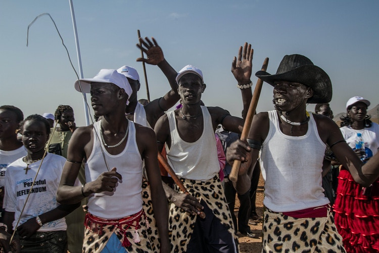 South Sudan A New Nation Was Born 2011 - EMAN HELAL