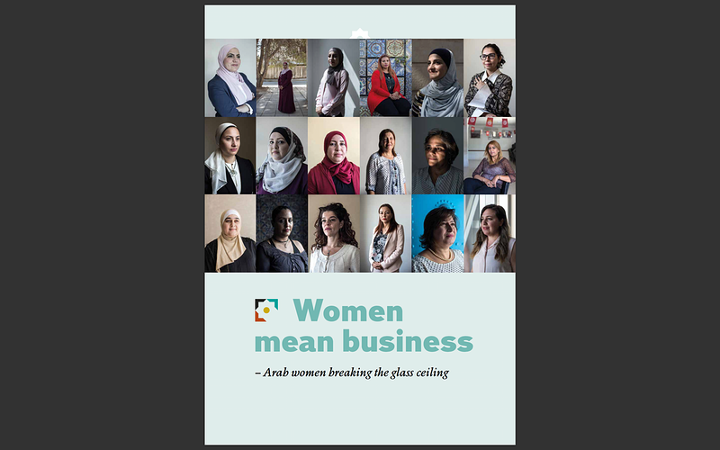 Women Mean Business - EMAN HELAL