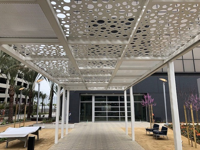 SWIFT FLYTE RENOVATION - El Segundo - Architectural Sheet Metal | Emerald Metal Products