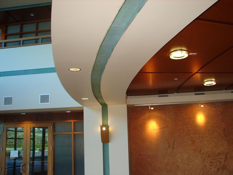 WESTRIDGE EXECUTIVE BUILDING, Valencia - Architectural Sheet Metal | Emerald Metal Products