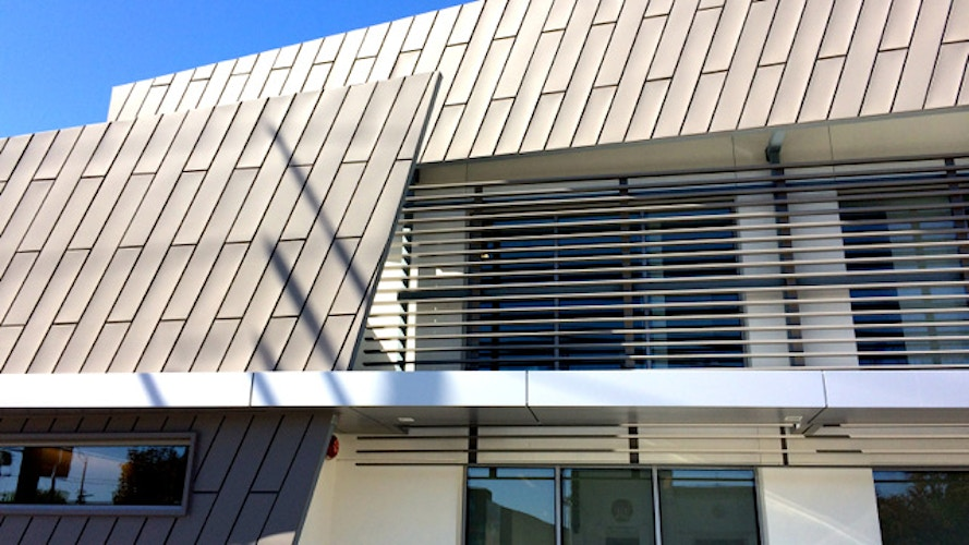 BEIT T'SHUVAH RESIDENTIAL TREATMENT CENTER - Los Angeles - Architectural Sheet Metal | Emerald Metal Products