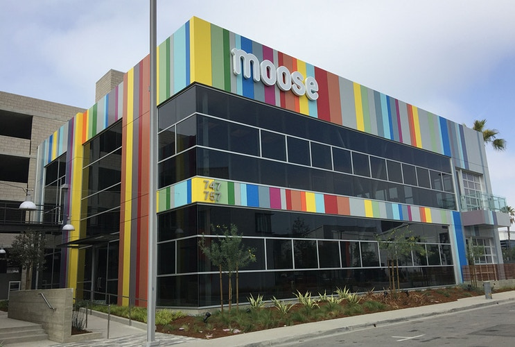MOOSE TOYS - El Segundo, CA - Architectural Sheet Metal | Emerald Metal Products