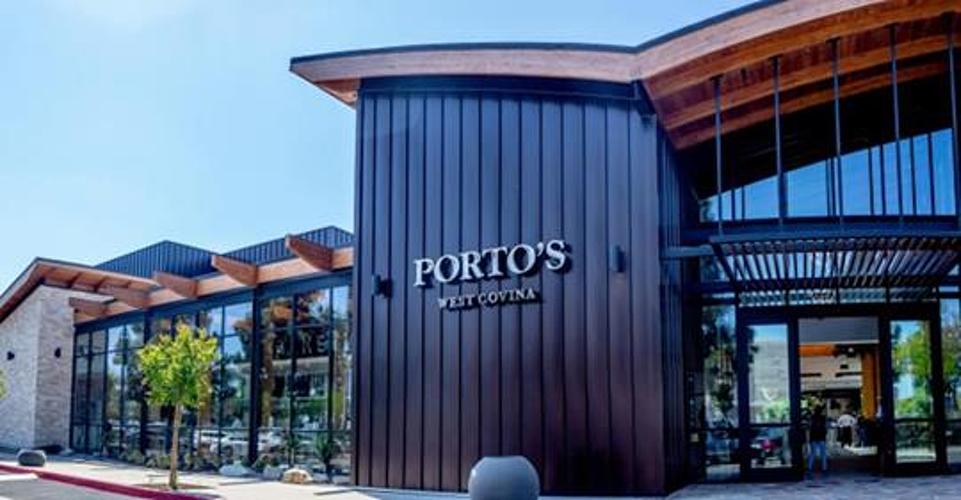 PORTO'S - West Covina - Architectural Sheet Metal | Emerald Metal Products