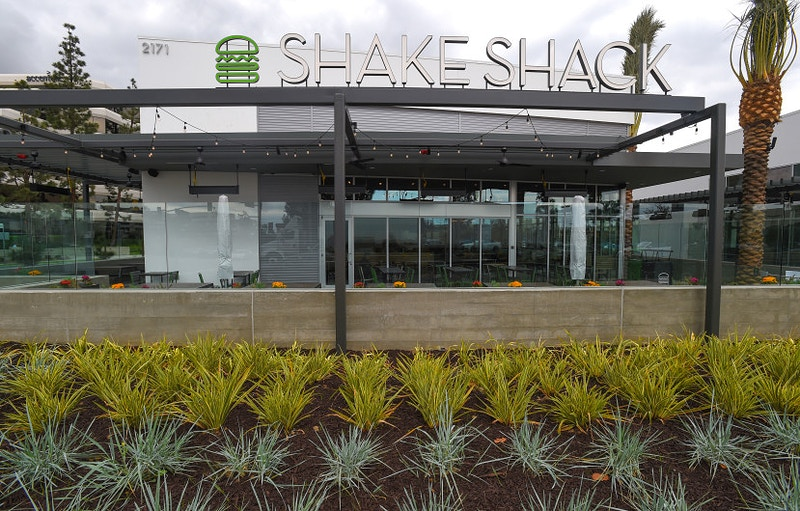 SHAKE SHACK - El Segundo, CA - Architectural Sheet Metal | Emerald Metal Products