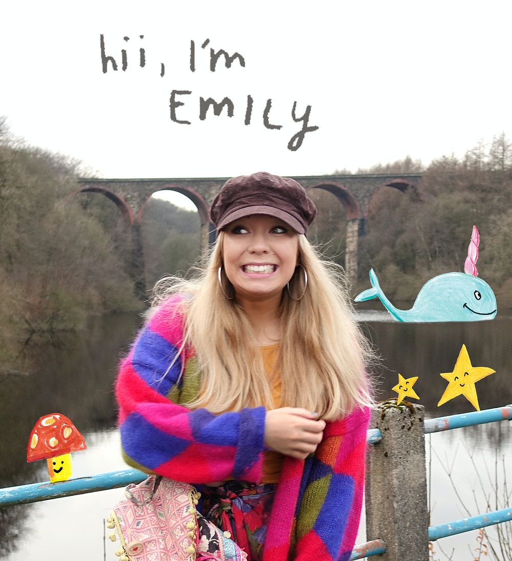 About - Emily Coxhead