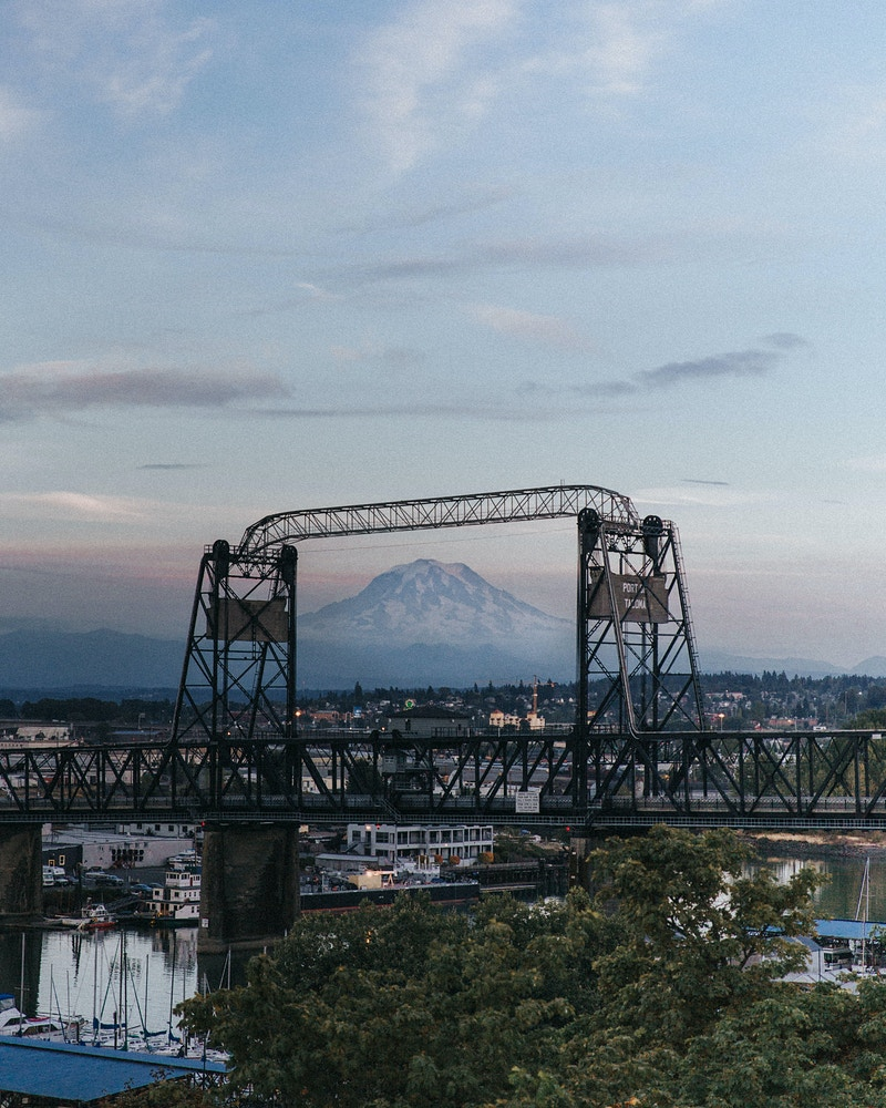 Travel Tacoma Washington - Emily Joan Greene