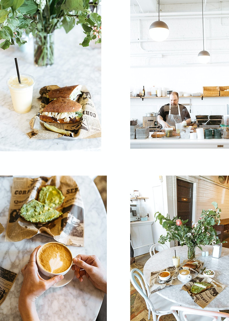 The Portland Sandwich Tour - Emily Joan Greene