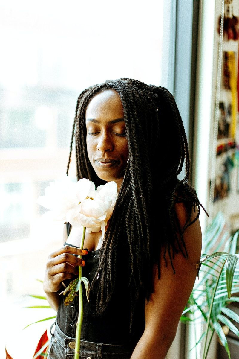Singing Is The Scariest Thing I Do Interview Portraits With Blossom - Emily Joan Greene