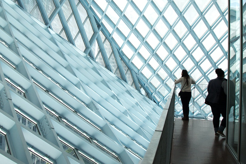 A Taste of Architecture: The Seattle Public Library - Emily Joan Greene