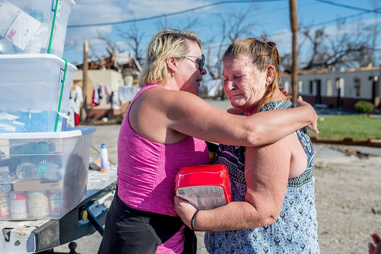 Hurricane Michael New York Times - EMILY KASK
