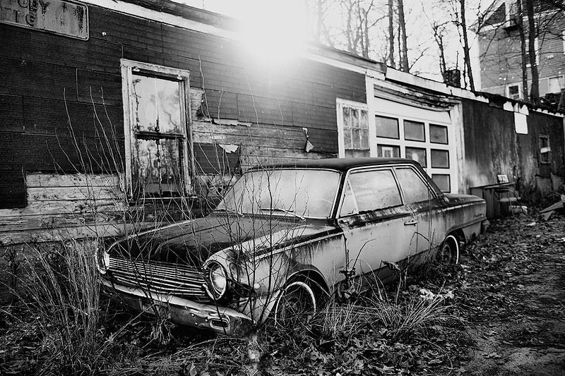 Abandoned - Emily Stamp Photography