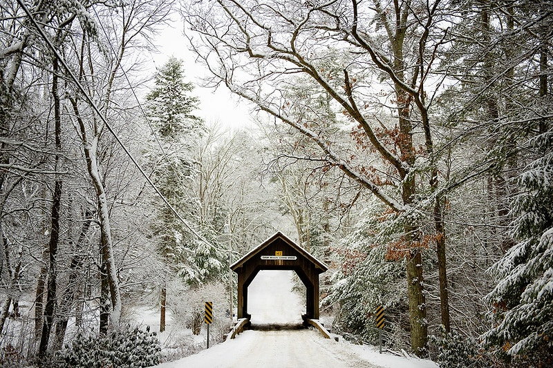 Winter - Emily Stamp Photography