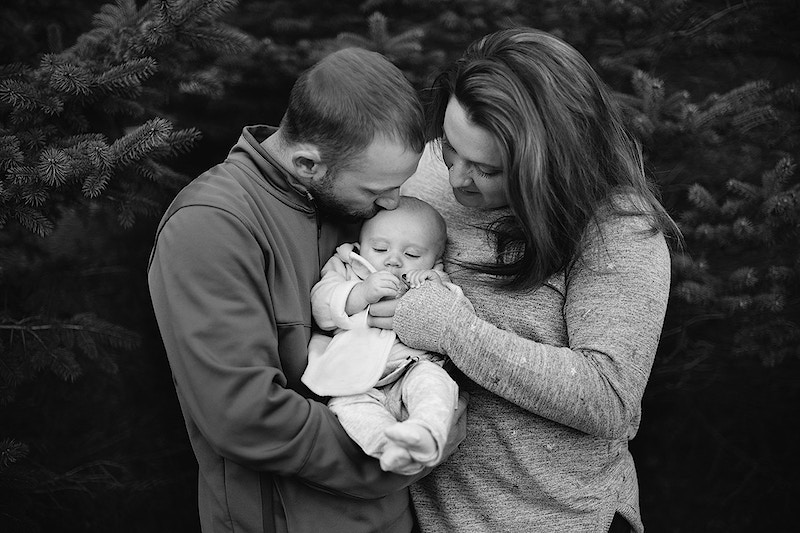 Family Little Ones 2 - Emily Stamp Photography