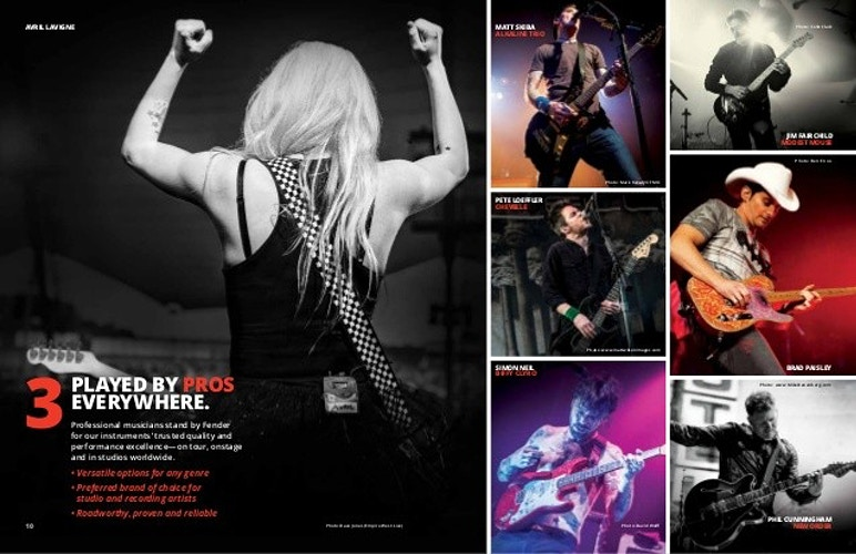 Tear Sheets - Empire West Live | Music Photography Rochester NY | Rochester NY Music Photographer