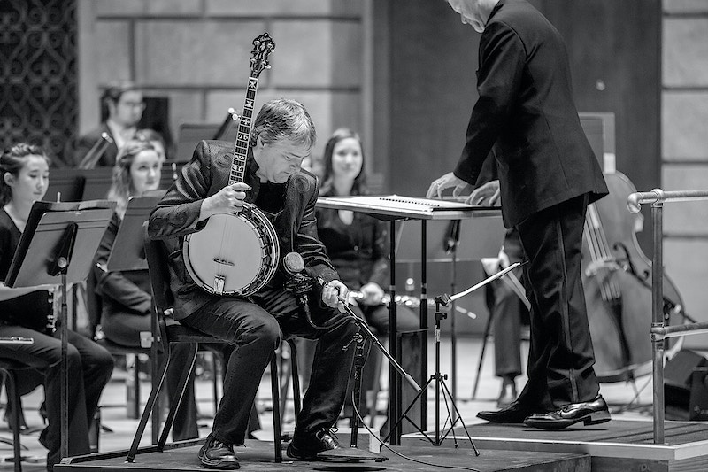 Bela Fleck Kodak Hall At Eastman Theater 022816 - Empire West Live | Music Photography Rochester NY | Rochester NY Music Photographer