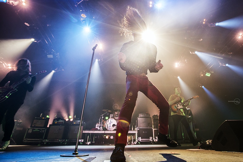 Cage The Elephant Spring Fling Rochester Ny 03262016 - Empire West Live   Music Photography Rochester NY   Rochester NY Music Photographer