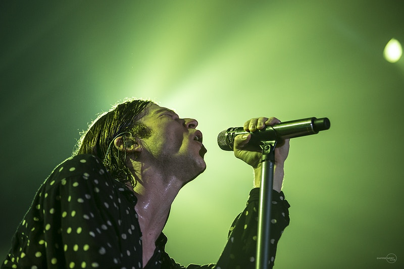 Cage The Elephant Spring Fling Rochester Ny 03262016 - Empire West Live | Music Photography Rochester NY | Rochester NY Music Photographer