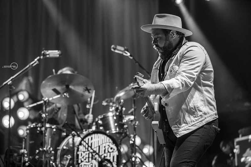 Nathaniel Rateliff And The Night Sweats Brewery Ommegang 060518 - Empire West Live | Music Photography Rochester NY | Rochester NY Music Photographer