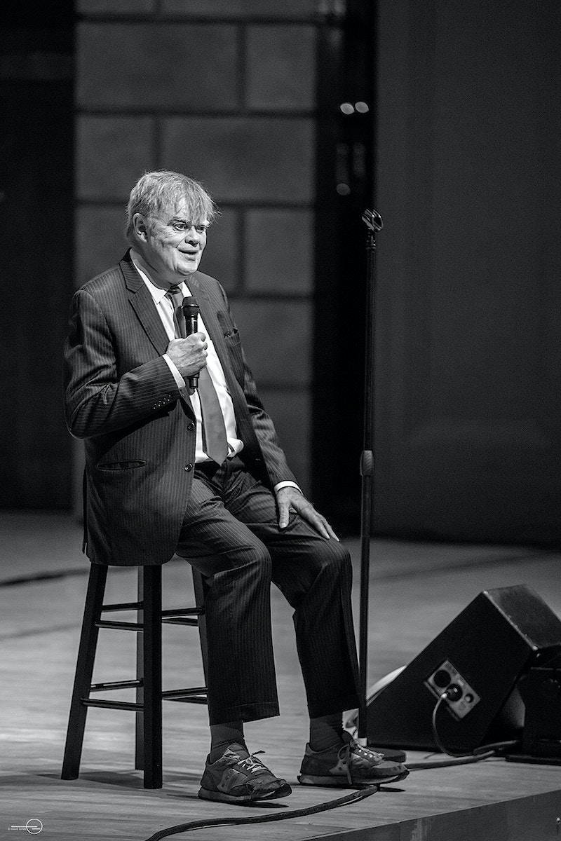 Garrison Keillor Eastman Presents Rochester Ny 021717 - Empire West Live   Music Photography Rochester NY   Rochester NY Music Photographer