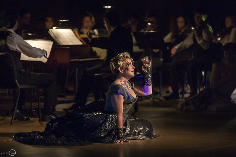 Joyce Didonato Eastman Presents Rochester Ny 121216 - Empire West Live | Music Photography Rochester NY | Rochester NY Music Photographer