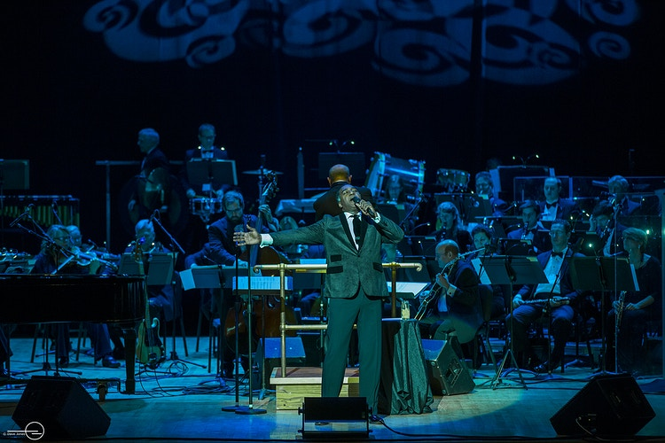 Norm Lewis Eastman Presents Rochester Ny 012717 - Empire West Live | Music Photography Rochester NY | Rochester NY Music Photographer