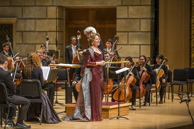 Renee Fleming Eastman Presents Rochester Ny 111216 - Empire West Live | Music Photography Rochester NY | Rochester NY Music Photographer