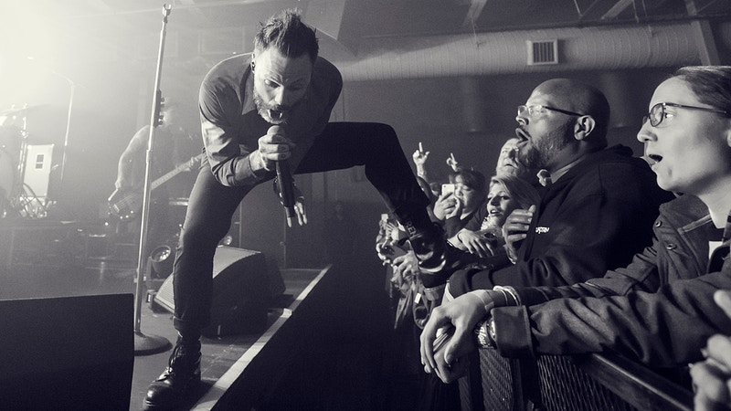 Blue October - Empire West Live | Music Photography Rochester NY | Rochester NY Music Photographer