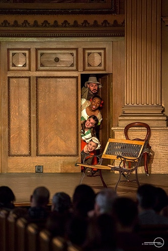 Finger Lakes Opera - Empire West Live   Music Photography Rochester NY   Rochester NY Music Photographer